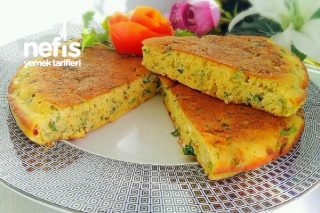 Peynirli Omlet Böreği Tarifi