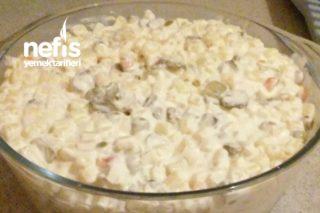Makarnalı Rus Salatası Tarifi