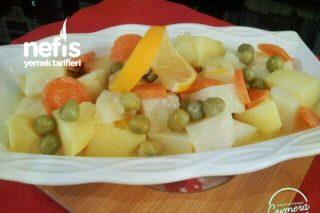 Portakallı Kereviz (Soğuk Sıcak Sunum) Tarifi