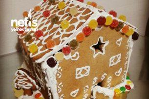 Kurabiye Ev (Gingerbread House) Tarifi