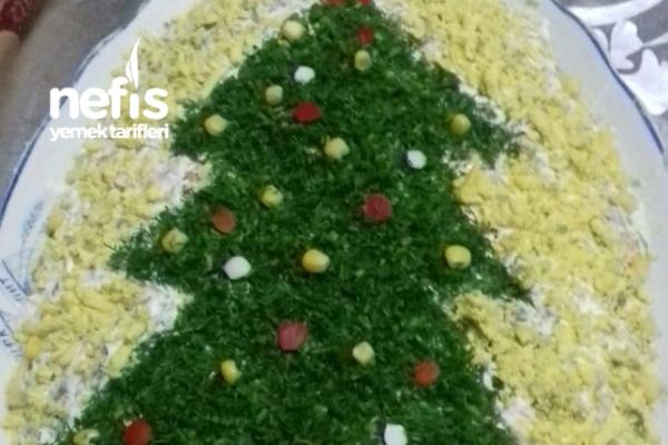 Muhteşem Yılbaşı Salatası Tarifi