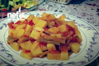 Domatesli Patates Haşlaması Tarifi