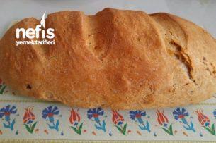 Evde Tam Buğday Unlu Ekmek Tarifi