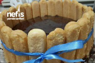 Kedi Dilli Çikolatalı Pasta Tarifi