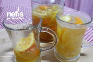 Vitaminli Kış Çayı