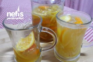 Vitaminli Kış Çayı Tarifi