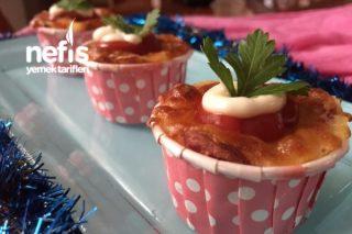 Muffin Kalıbında Kumpir Tarifi