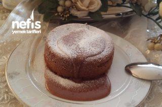 Çikolatalı Sufle (Sarelleli) Tarifi
