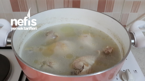 Tavuklu Patates Çorbası