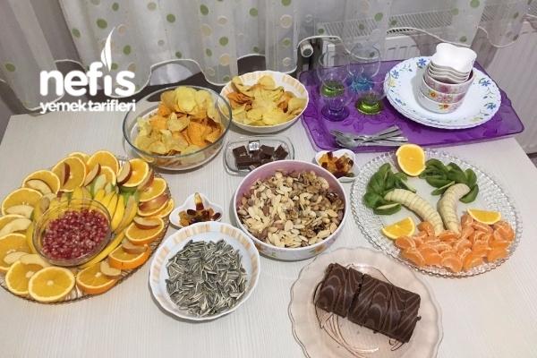 Yılbaşı Parti Sofrası Tarifi