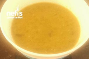 Bebekler İçin Vitamin Deposu Ispanak Çorbası 12 Ay Tarifi