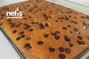 Bol Damla Çikolatalı Yumuşacık Kek Tarifi