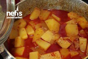 Meftune (Kabak Yemeği) (Diyarbakır) Tarifi
