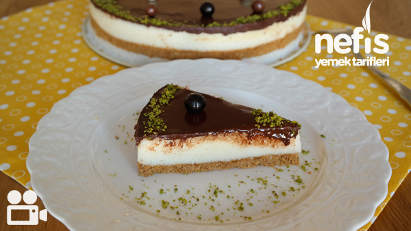 Pişmeyen Pasta  Videosu Tarifi