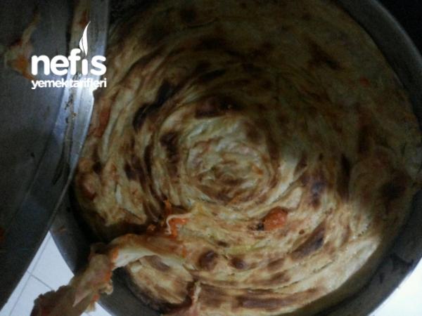 Bartın  ( Batı Karadeniz74 ) Yöresine Ait Balkabaklı Böreğim