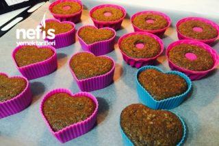 Hindistan Cevizli Minik Muffinler Tarifi