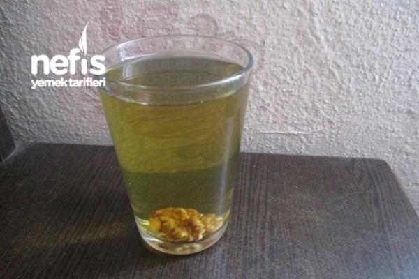 Cevizli Su ( Zayıflatan ) Tarifi