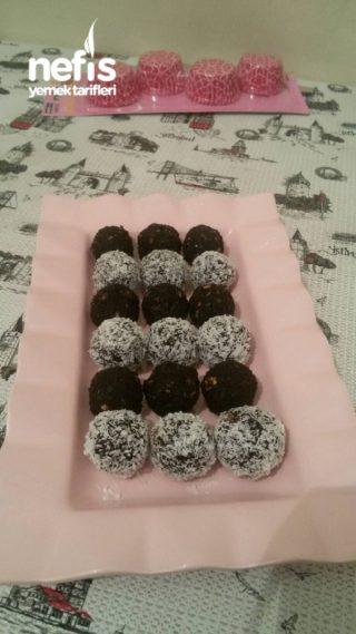 Diyet Çikolata Topları (çok İddialı )