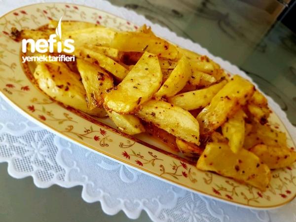 Fırında Mayonezli Patates