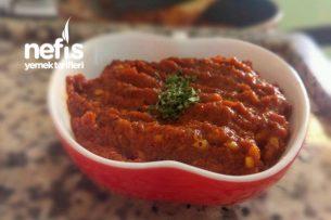 Nefis Acuka ( Hem Yemeklik Sos Hem Kahvaltılık) Tarifi