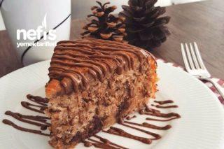 Muzlu Kek (Çikolata Ve Cevizli) Tarifi