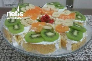 Hasbahçe Pastası Tarifi