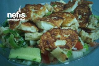 Izgara Hellimli Fatus – Lübnan Mutfağı Tarifi