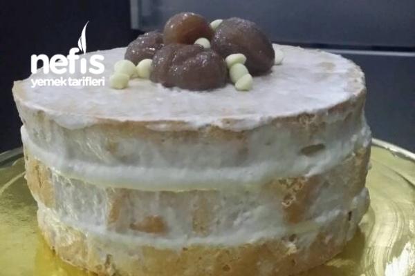 Naked Cake (Çıplak Kek) Tarifi