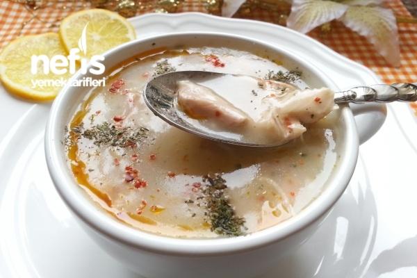 Şifa-ı Harika Tavuk Çorbası Tarifi