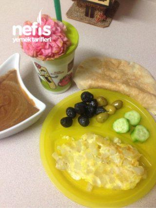 Çocuklar İçin Kahvaltı Önerisi 3