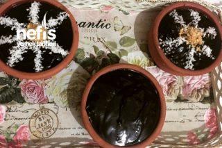 Ev Yapımı Çikolatalı Puding Tarifi