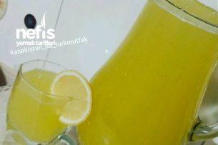 Soğuk İçecekler - Ev Yapımı Limonata Tarifi