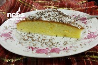 Japon Cheesecake (Portakallı) Tarifi