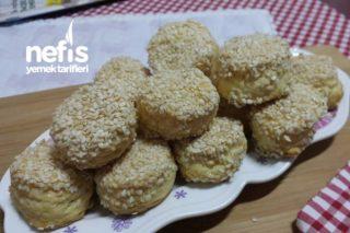Peynirli Minik Kurabiyeler ( Çok Kolay) Tarifi