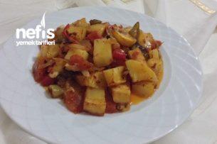 Pratik Patates Yemeği ( Fırında )