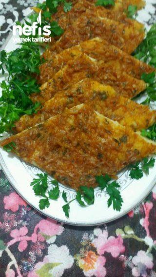 Tadina Doyamiycaginiz (patatesli Pizzam)
