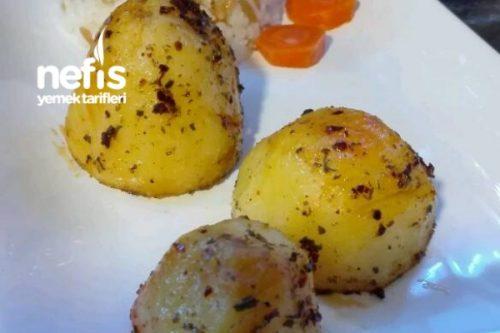 Altın Patatesler Tarifi