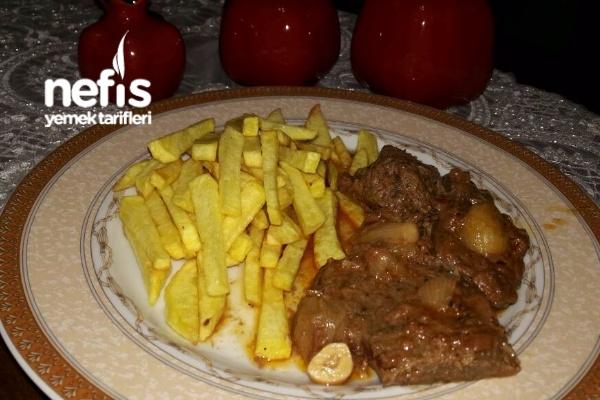 Lokum Kıvamında Biftek Tarifi