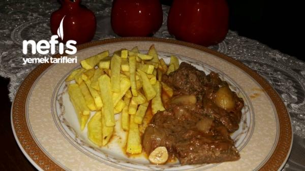 Lokum Kıvamında Biftek
