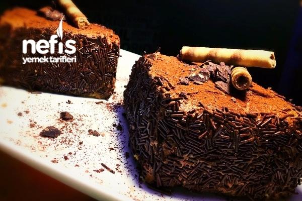 Çikolata Rüyası (Porsiyonluk) Tarifi