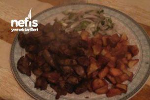 Sakatat Yemekleri - Çıtır Çıtır Ciğer Ve Yürek Kızartması Tarifi