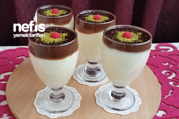 Hindistan Cevizli Çikolatalı Tatlı Tarifi