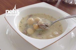 Lebeniye Çorbası Tarifi (Bulgur Köfteli)