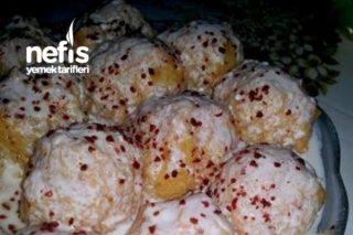 Yoğurt Soslu Patatesli Havuçlu Salata Tarifi