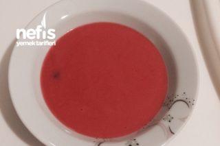 7+ Kırmızı Pancar Çorbası Tarifi