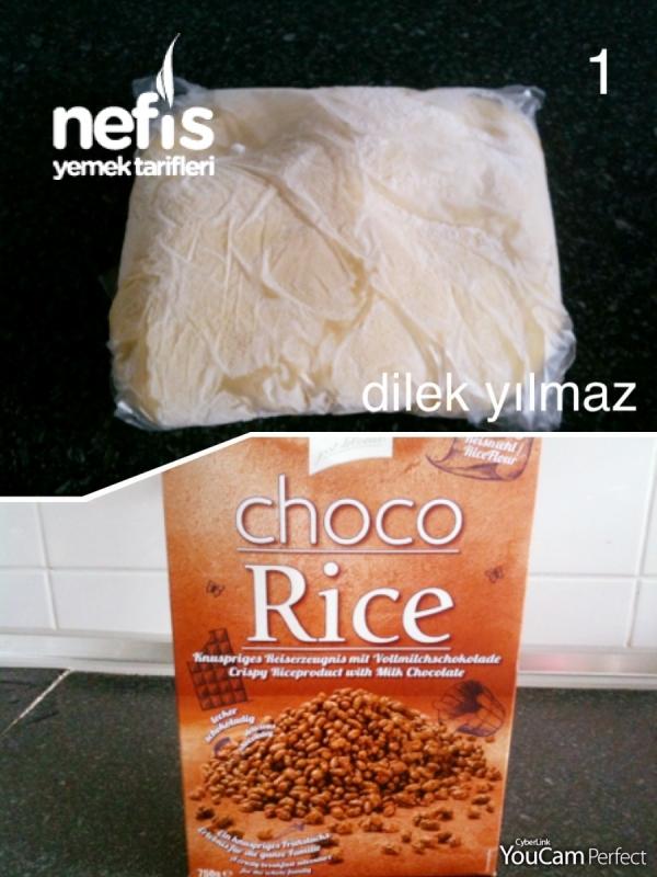 Pirinç Patlaklı Kurabiye