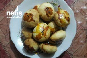 Tuzlu Kurabiyeler - Tuzlu Çörek Otlu Kurabiyem Tarifi