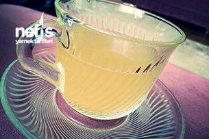 Sıcak İçecekler - Grip Çayı Tarifi
