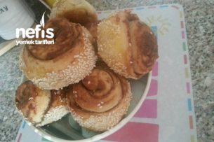 Çörek Tarifleri - Haşhaşlı Rulo Çörek Tarifi