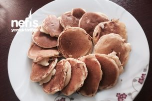 Kaşarlı Pastırmalı Pancake Tarifi